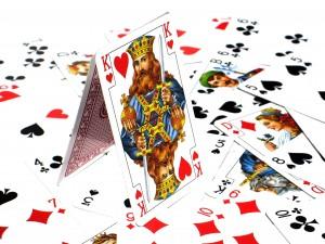 De kaarten die je krijgt